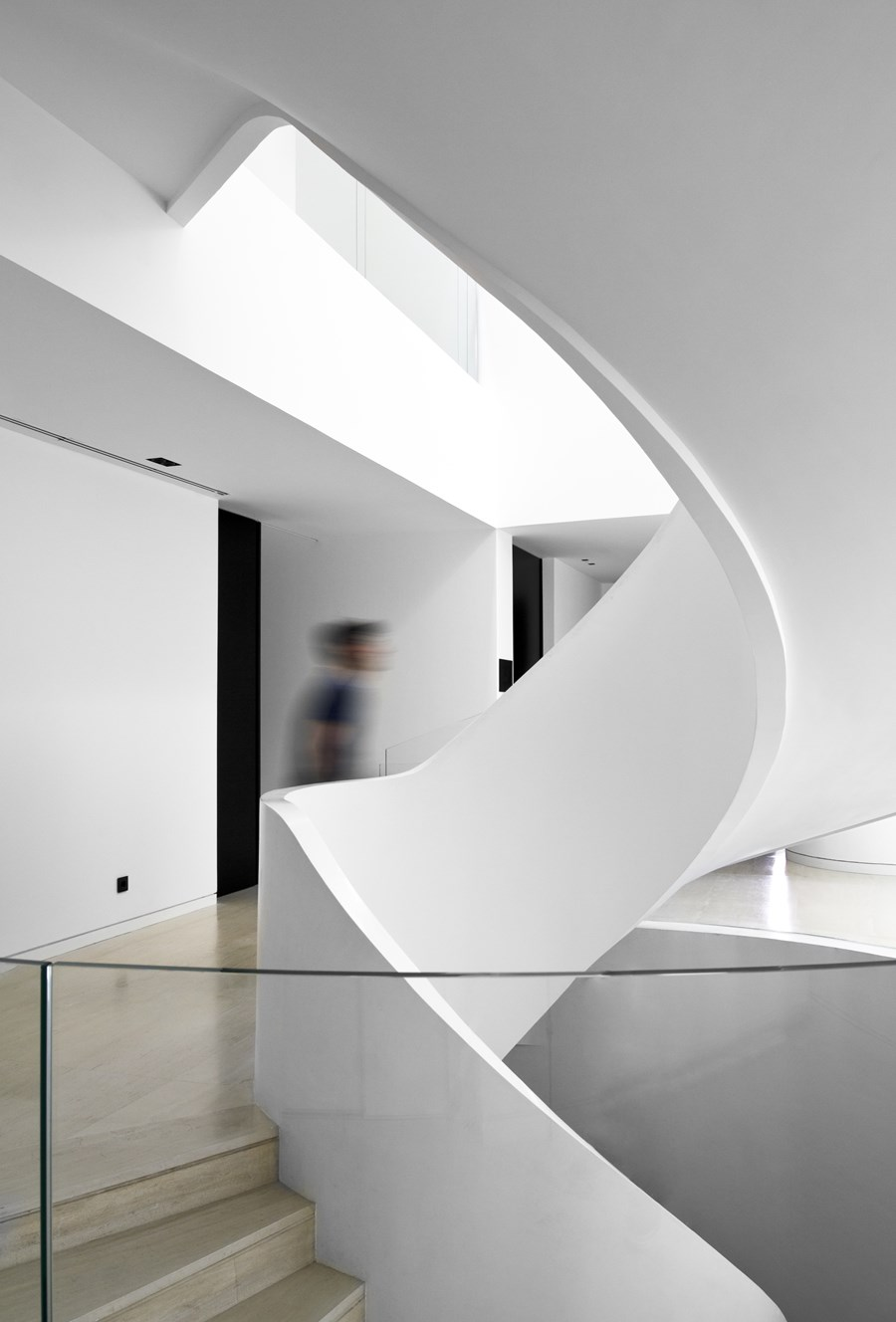 Park House by  A-cero 11