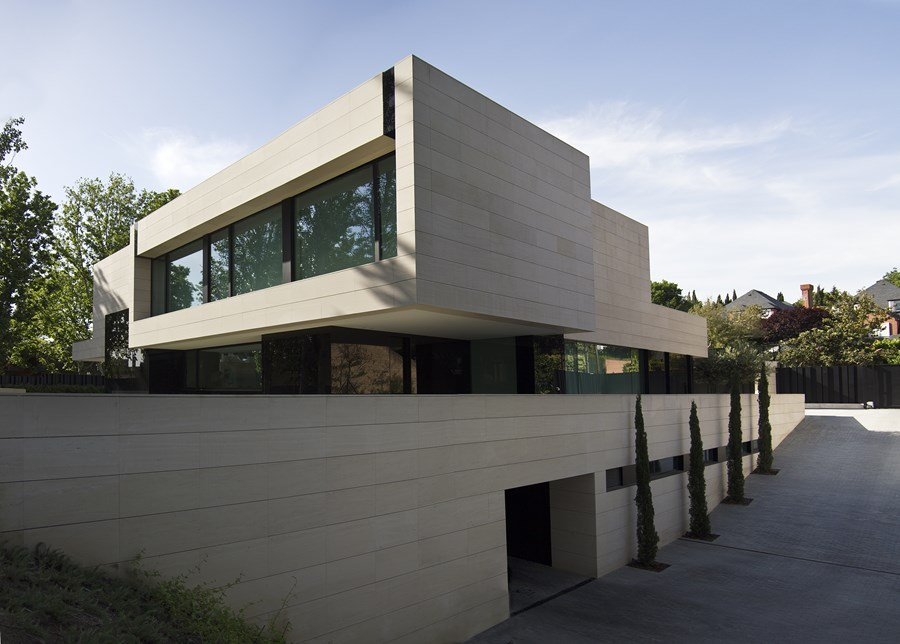 Park House by  A-cero 24