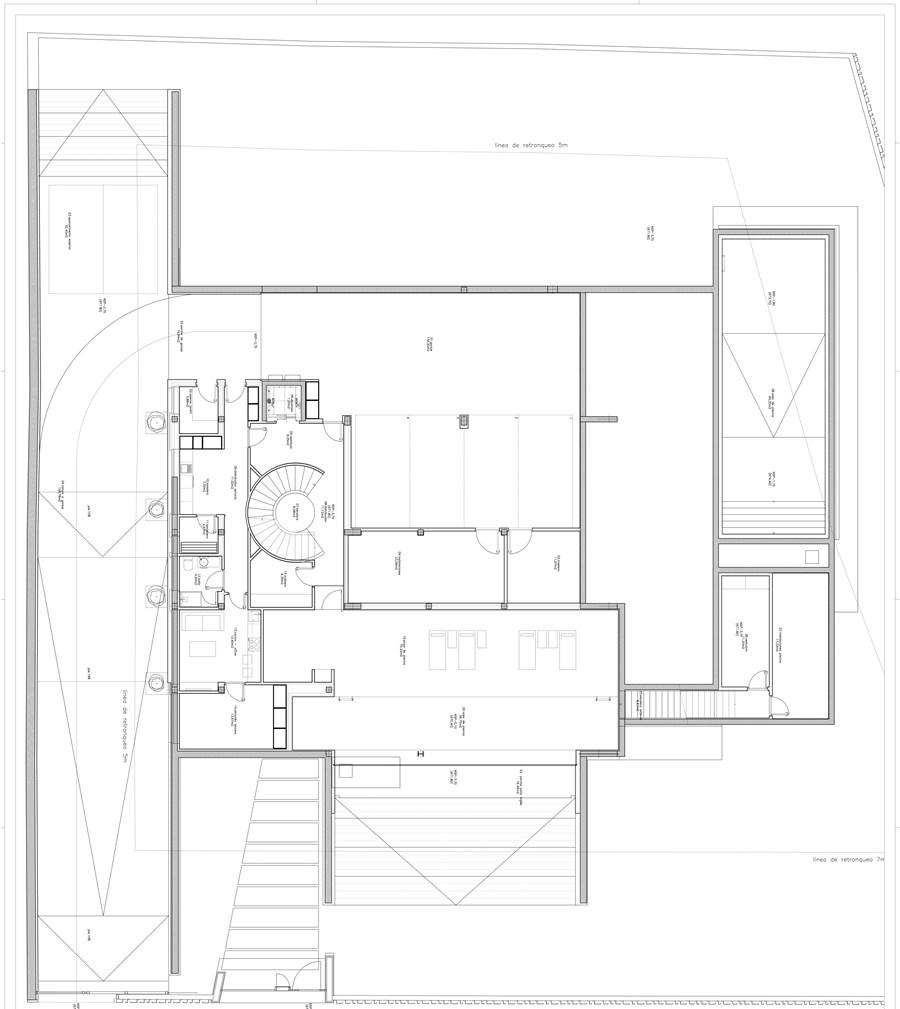 Park House by  A-cero 27