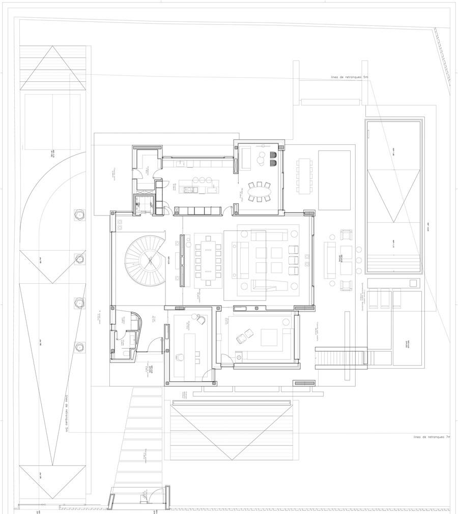 Park House by  A-cero 29