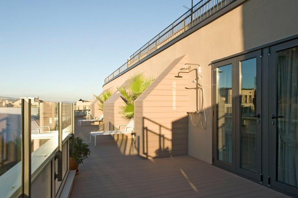 Paseo de Gràcia Penthouse by Colombo and Serboli Architecture 12