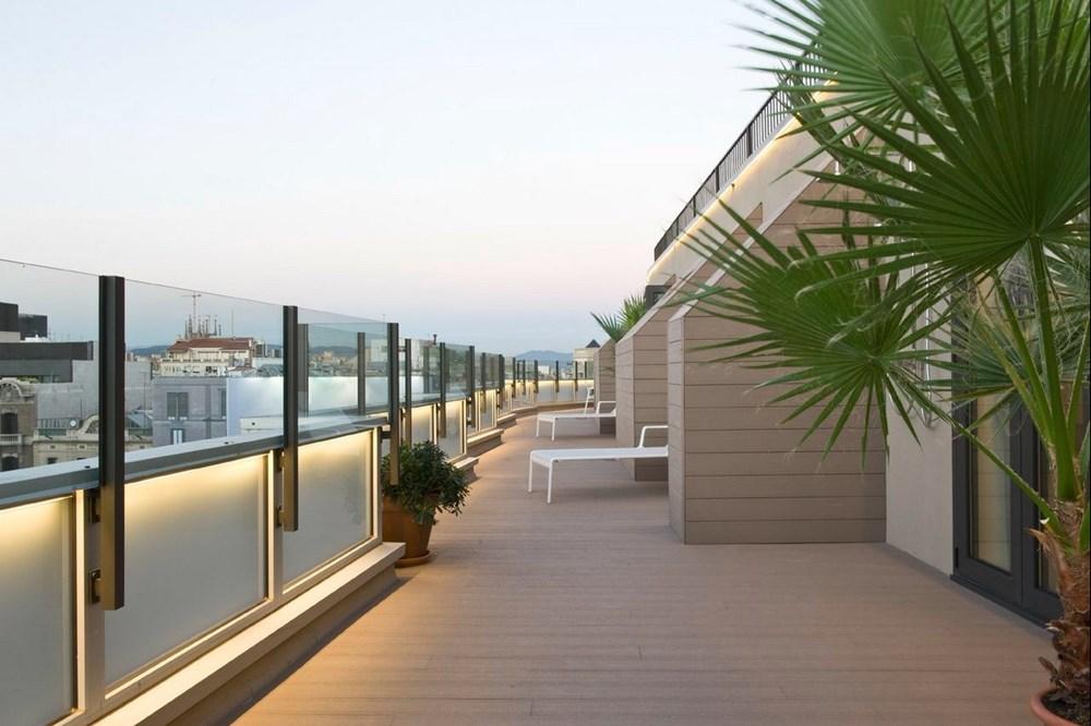 Paseo de Gràcia Penthouse by Colombo and Serboli Architecture 13