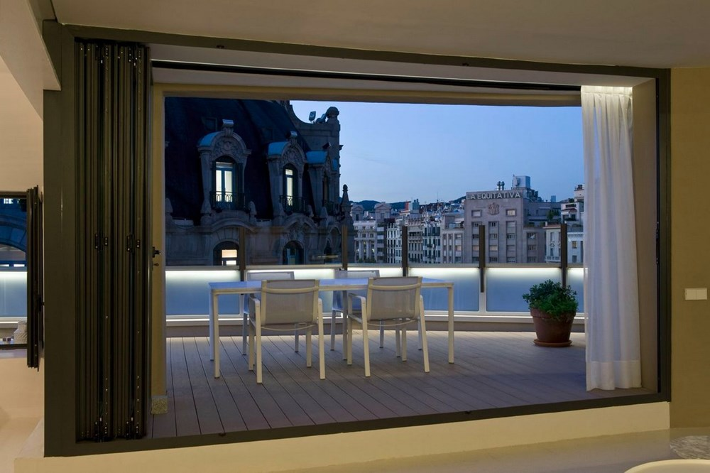 Paseo de Gràcia Penthouse by Colombo and Serboli Architecture 16