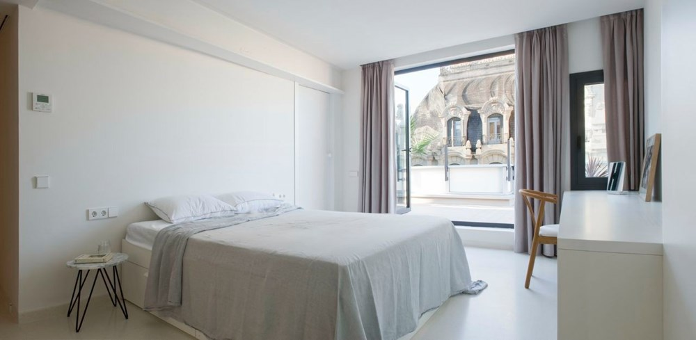 Paseo de Gràcia Penthouse by Colombo and Serboli Architecture 26