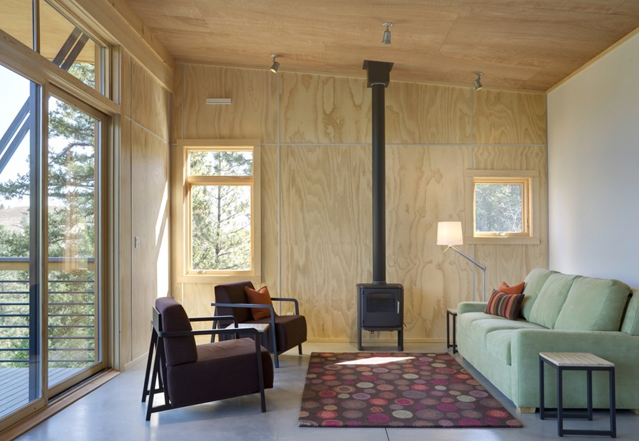 Pine Forest Cabin by Balance Associates 04