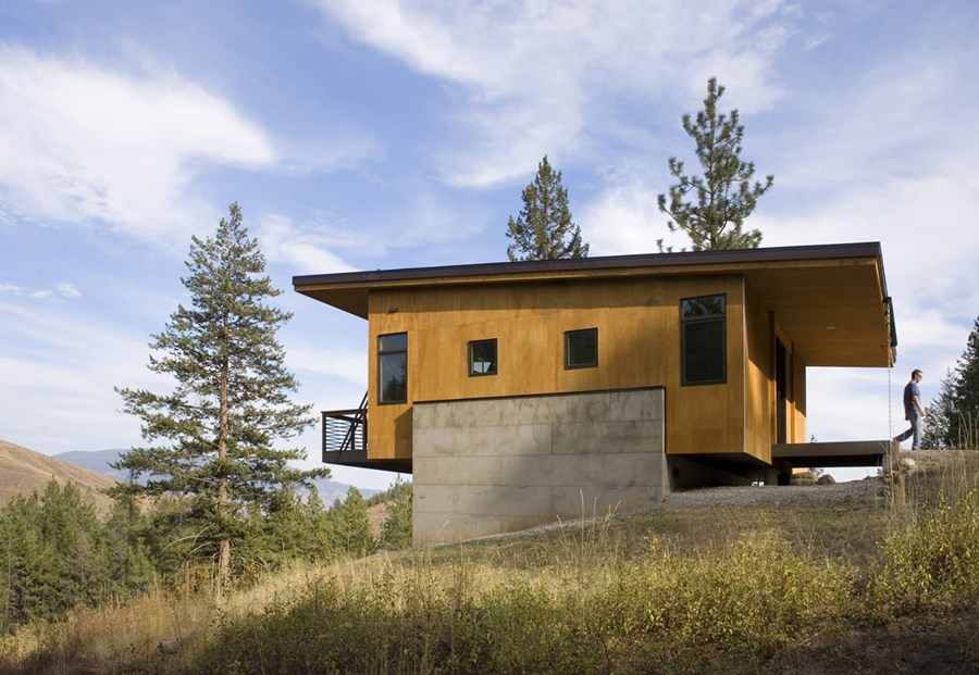 Pine Forest Cabin by Balance Associates 08
