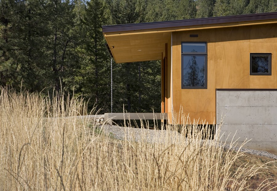 Pine Forest Cabin by Balance Associates 12