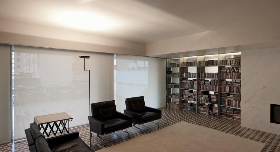 Rehabilitation of an apartment by Correia Ragazzi Arquitectos 02