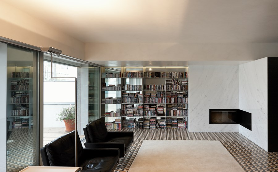 Rehabilitation of an apartment by Correia Ragazzi Arquitectos 03