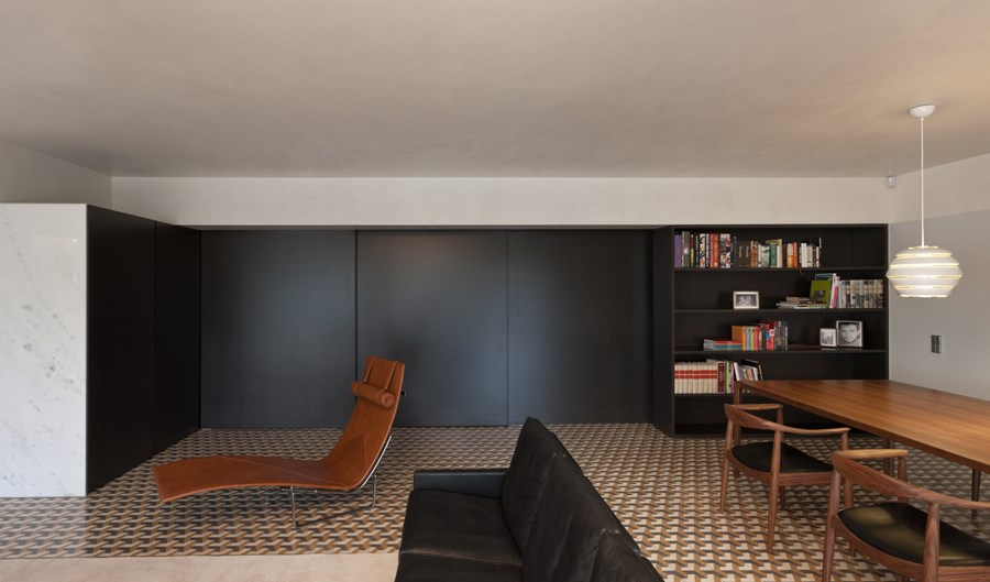 Rehabilitation of an apartment by Correia Ragazzi Arquitectos 04