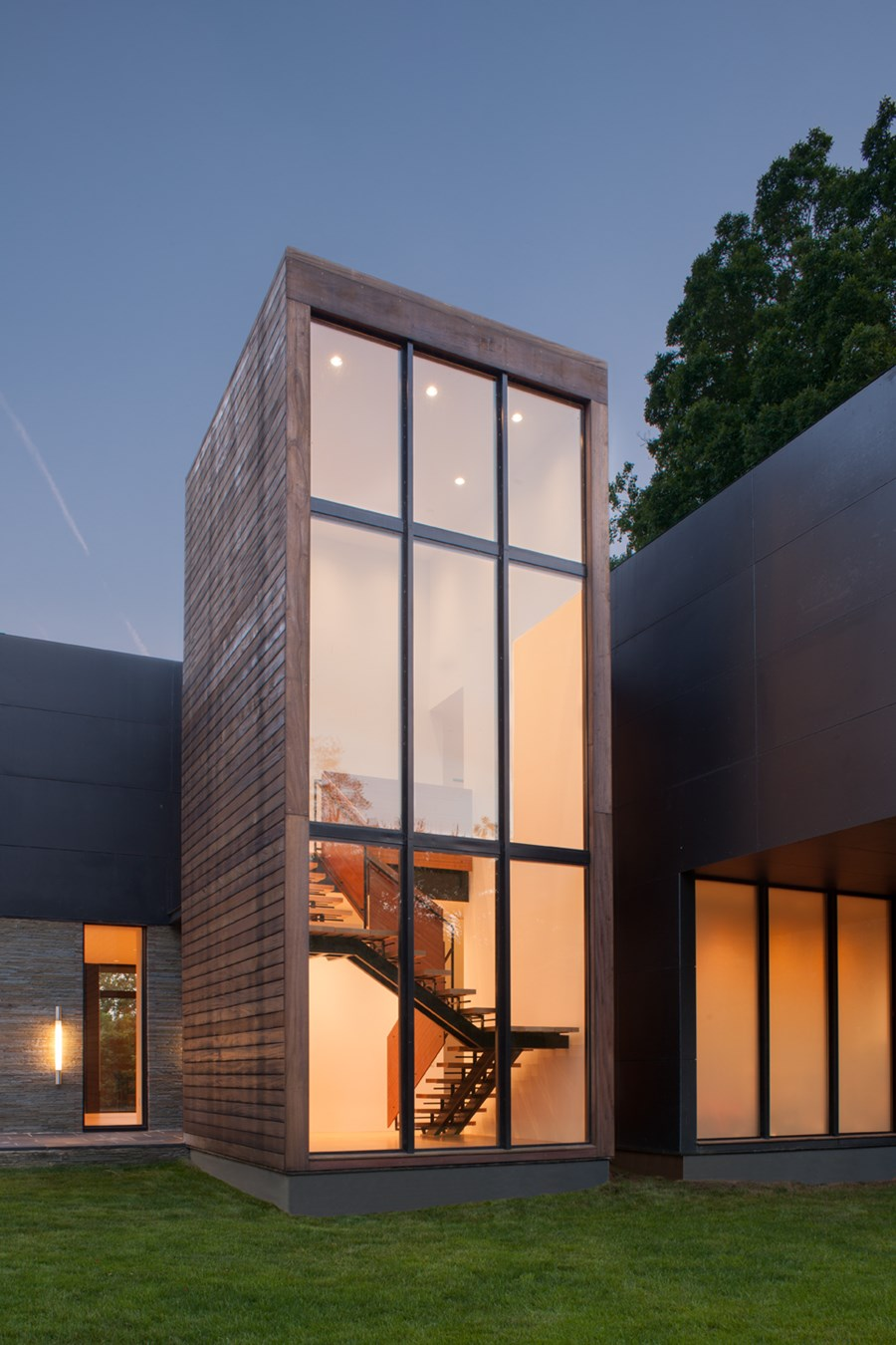 Riggins house by Robert M. Gurney, FAIA  Architect 03