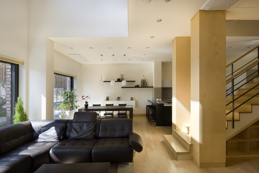 S house by EAST4 01