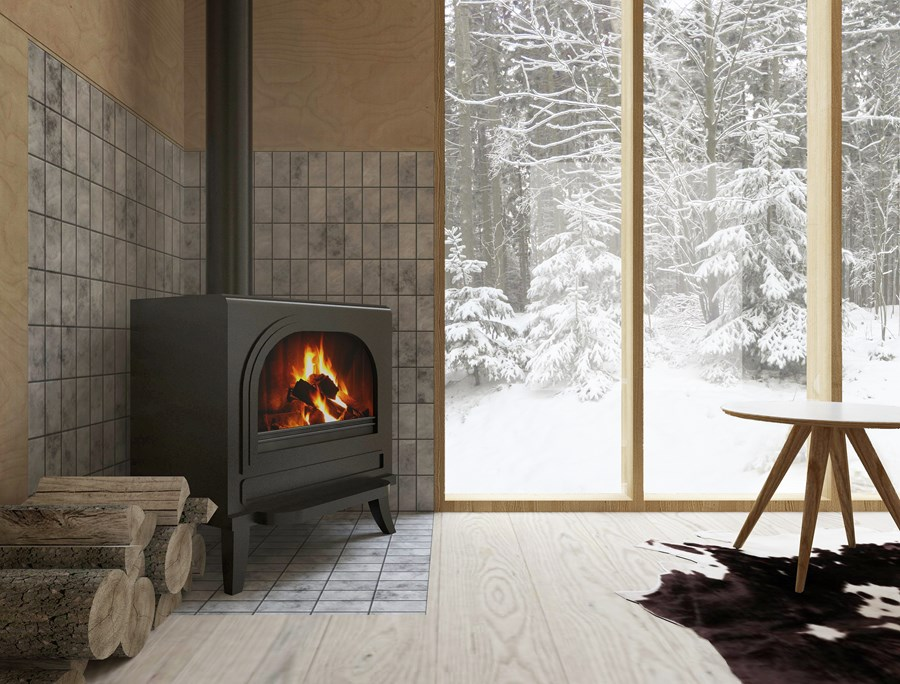 Ski Hut by Fo4a architecture 06