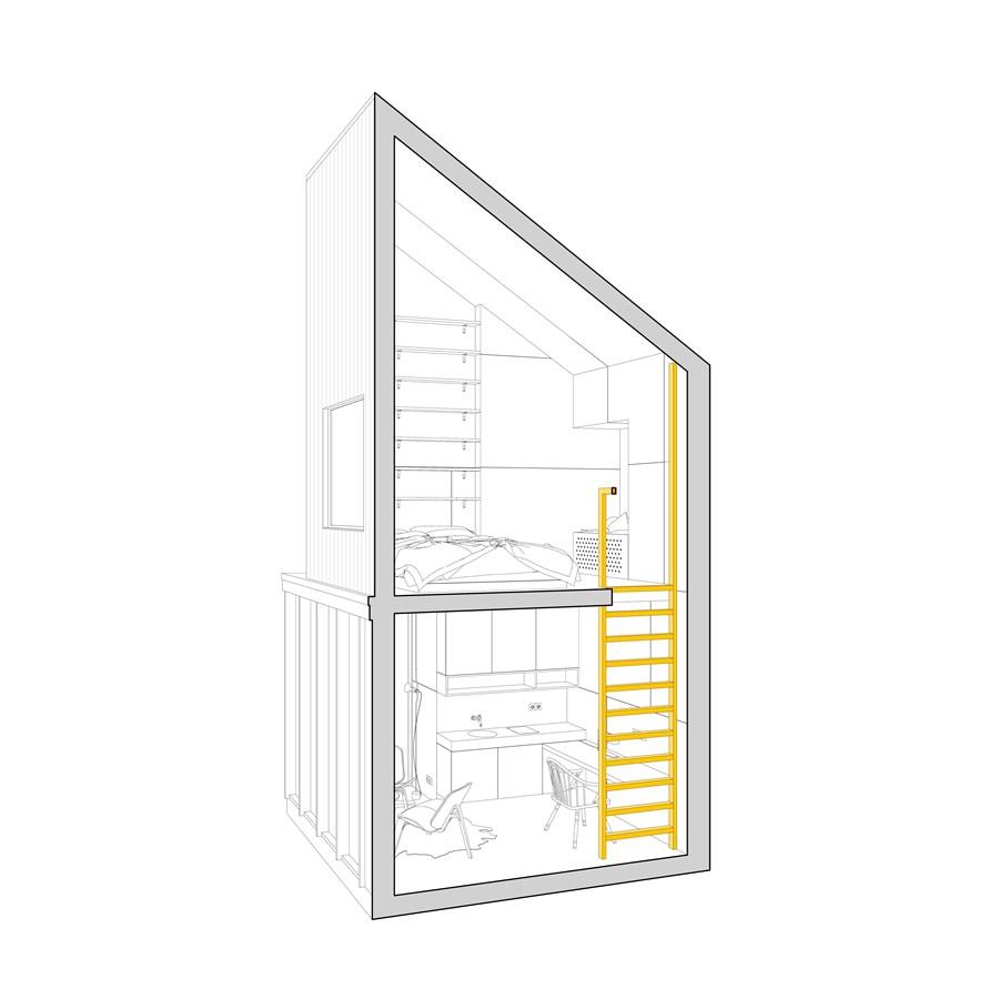 Ski Hut by Fo4a architecture 11