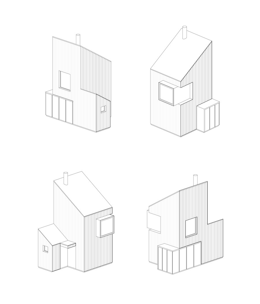 Ski Hut by Fo4a architecture 12