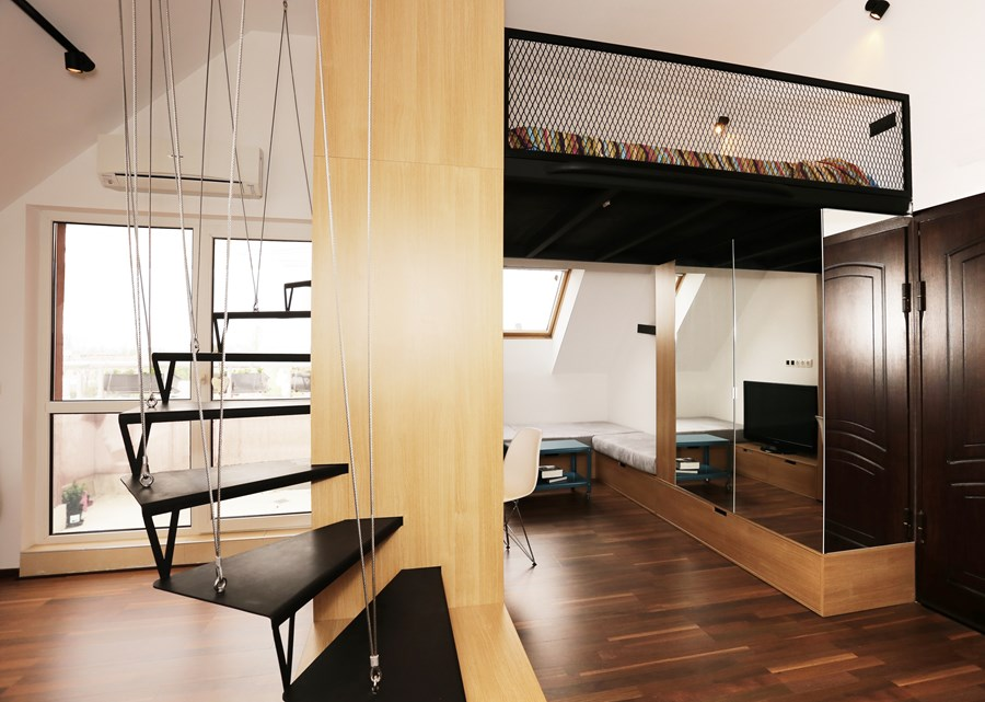 Small apartment by Edo Design Studio 02