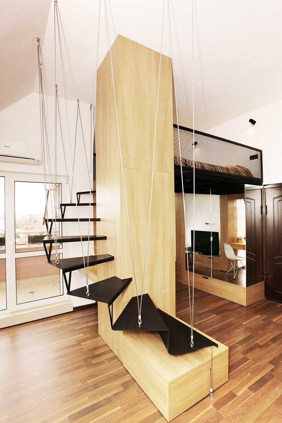 Small apartment by Edo Design Studio 06