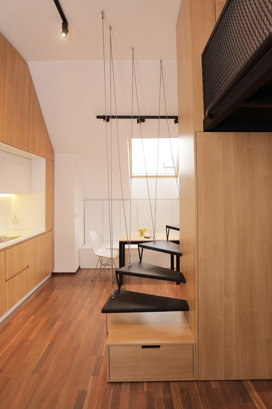 Small apartment by Edo Design Studio 07