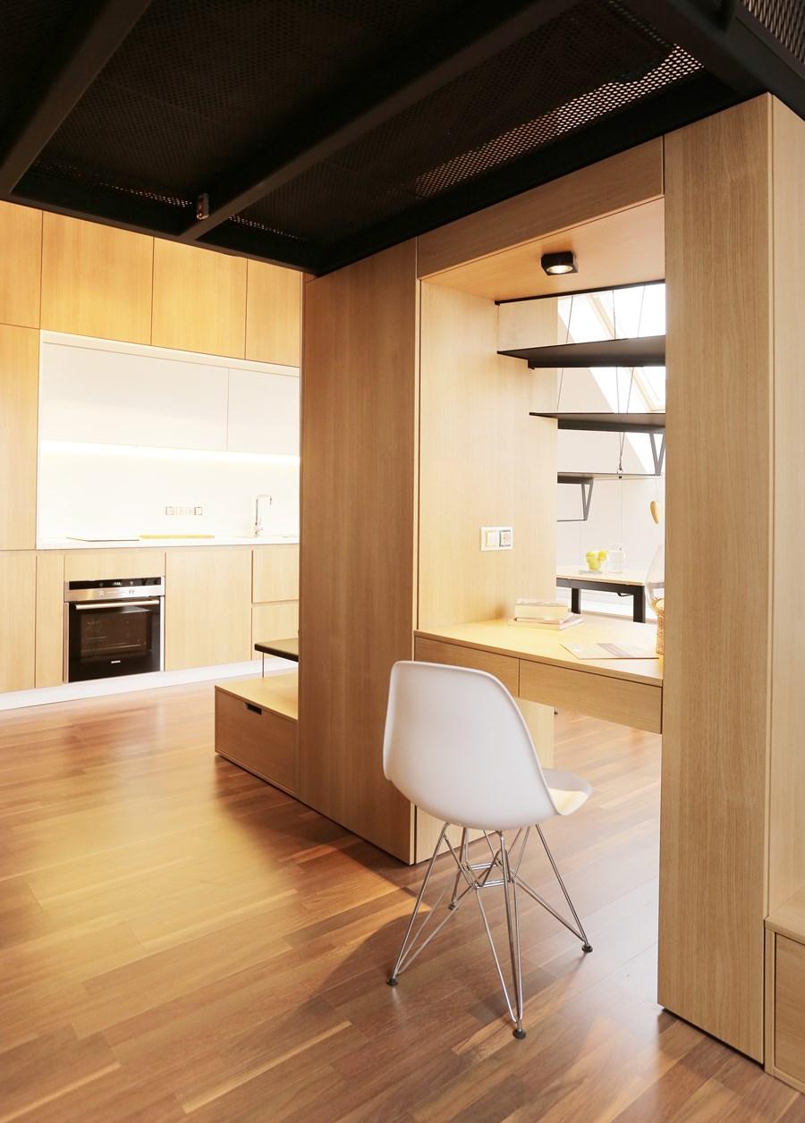 Small apartment by Edo Design Studio 11