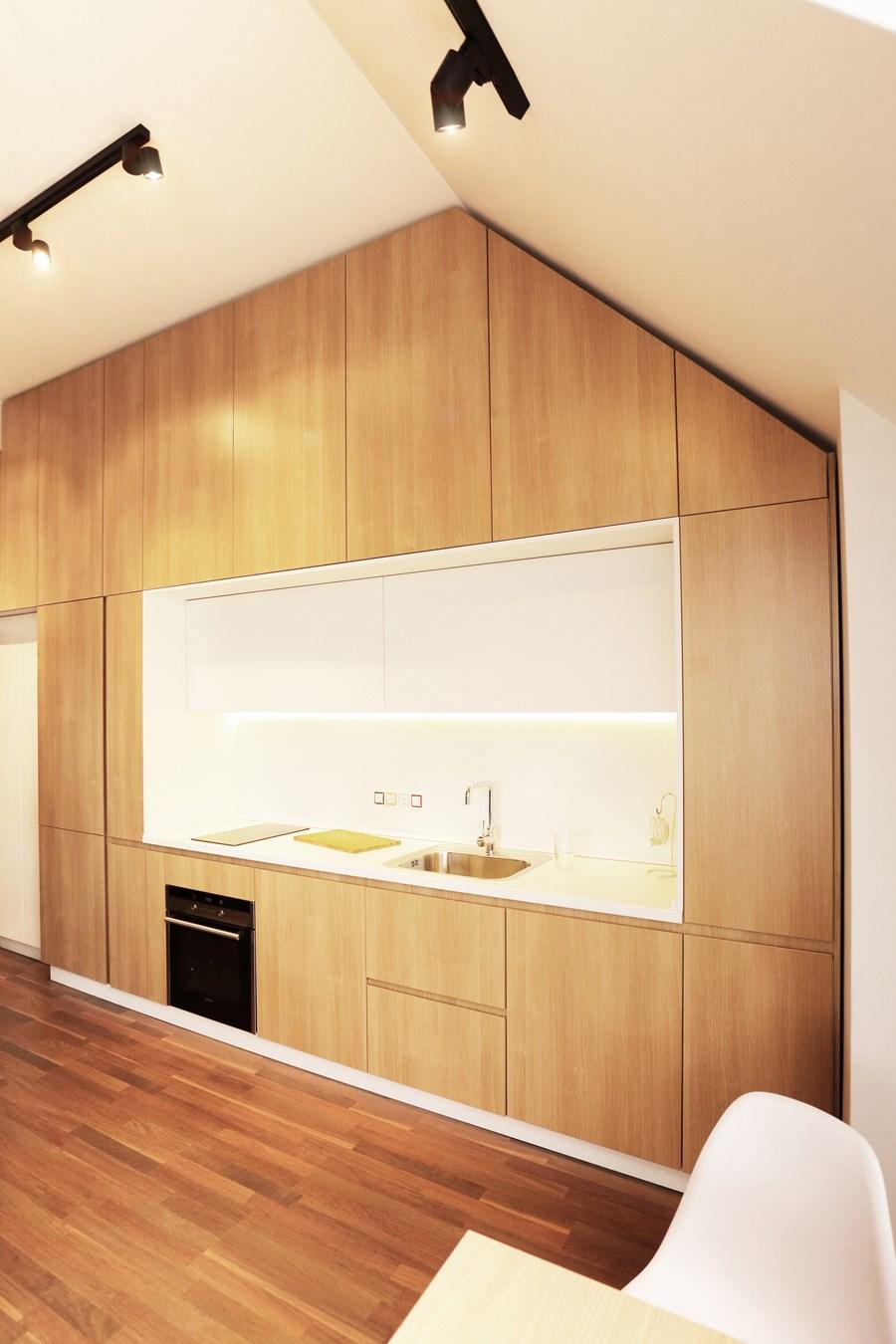 Small apartment by Edo Design Studio 13