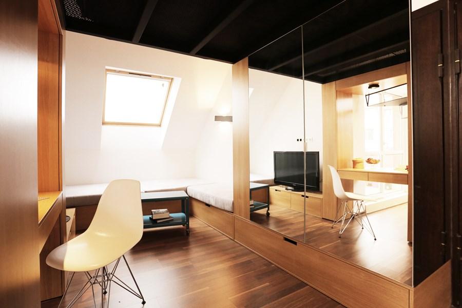 Small apartment by Edo Design Studio 16