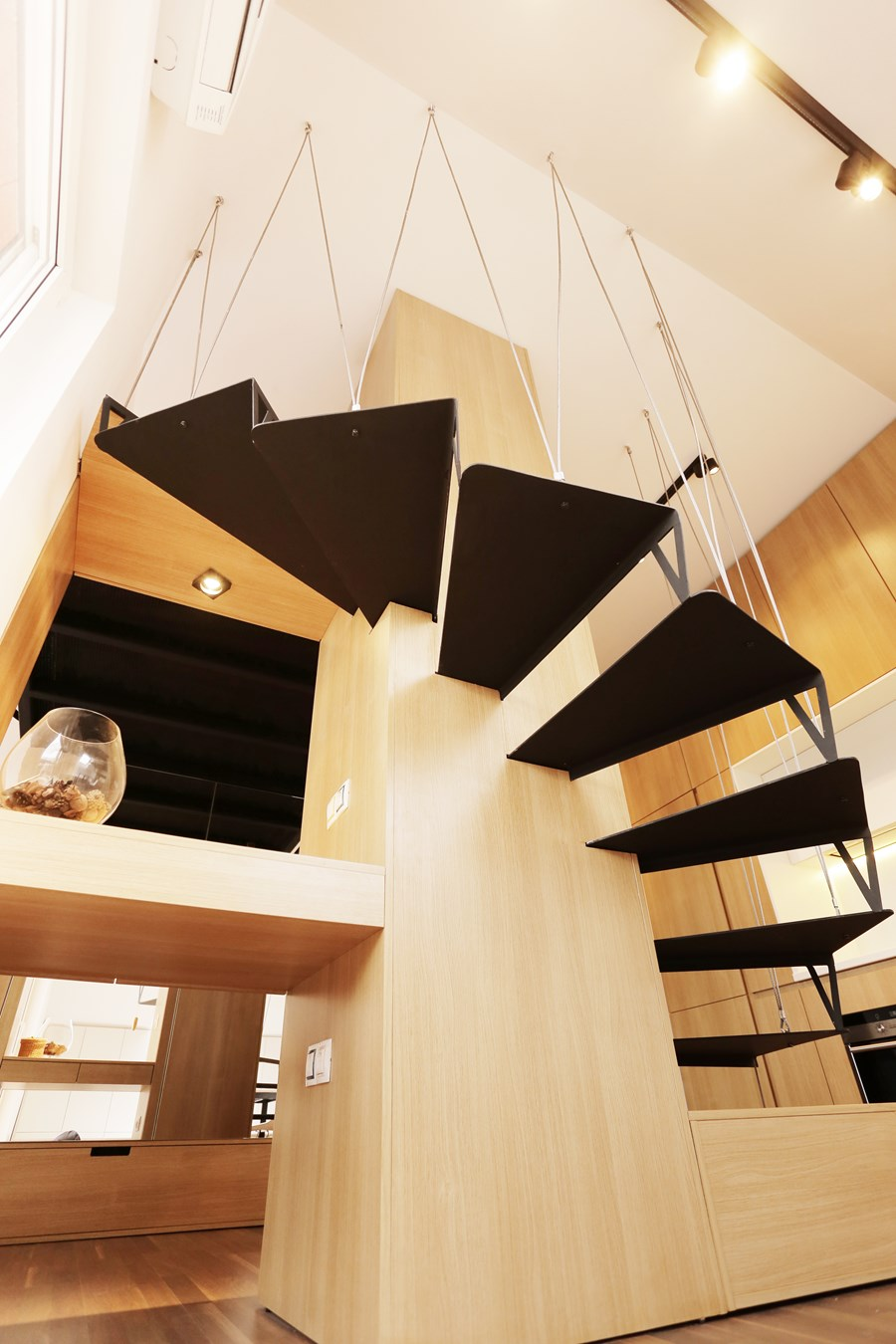 Small apartment by Edo Design Studio 17