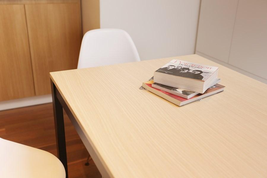 Small apartment by Edo Design Studio 22
