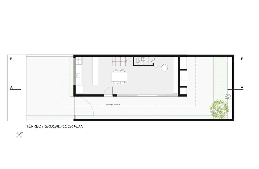 Sorocaba House by ESTUDIO BRA 21
