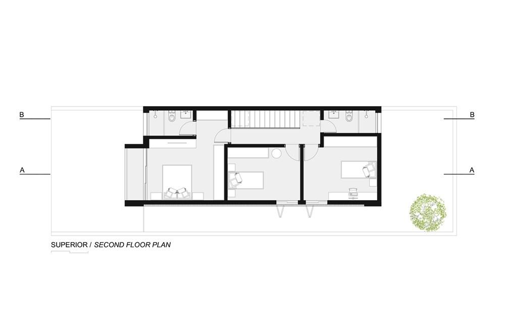 Sorocaba House by ESTUDIO BRA 22