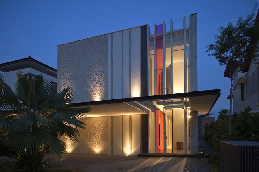 Sun Cap House by Wallflower Architecture + Design 02