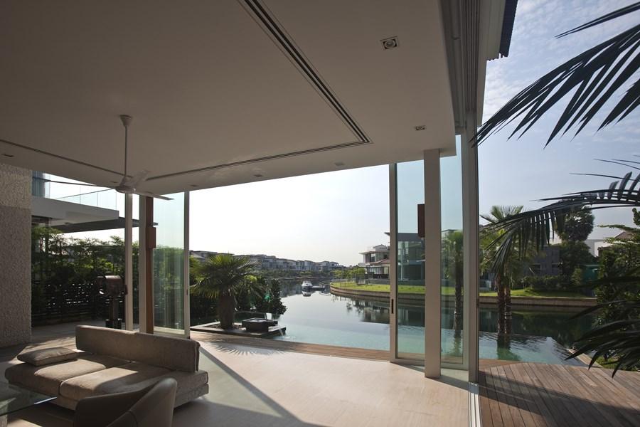 Sun Cap House by Wallflower Architecture + Design 03