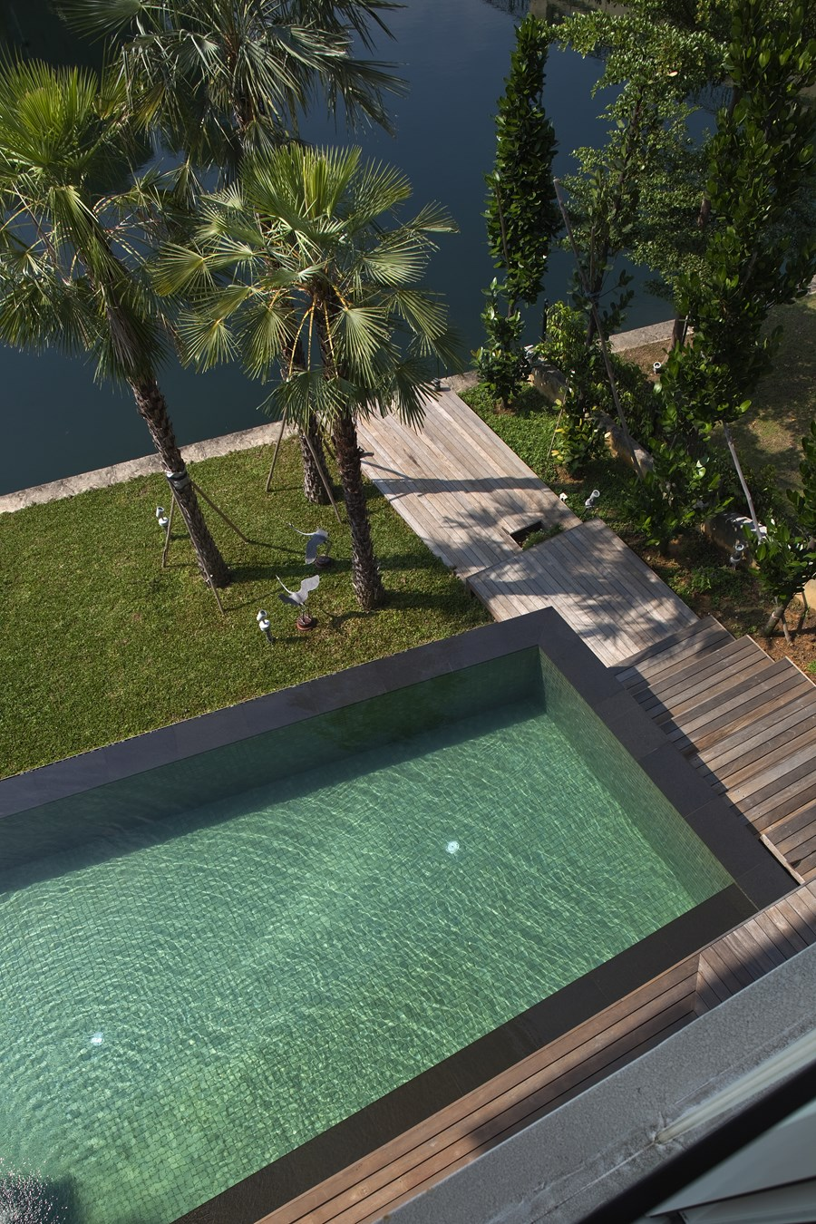 Sun Cap House by Wallflower Architecture + Design 07