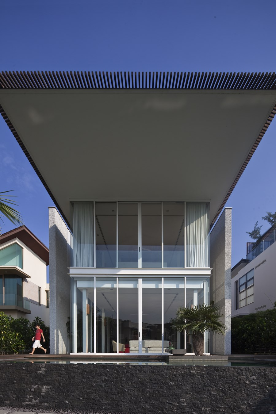 Sun Cap House by Wallflower Architecture + Design 16