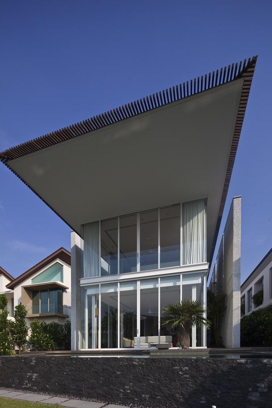 Sun Cap House by Wallflower Architecture + Design 17
