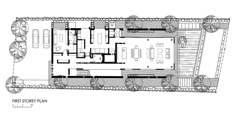 Sun Cap House by Wallflower Architecture + Design 18