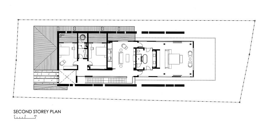 Sun Cap House by Wallflower Architecture + Design 19