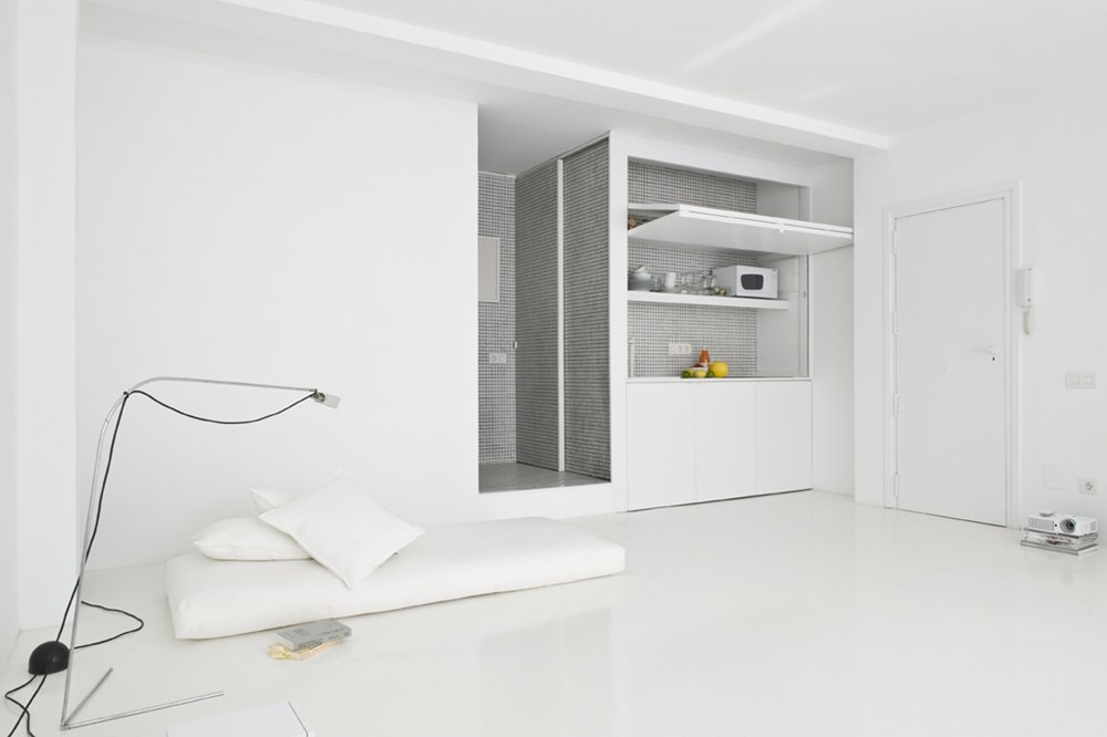 The White Retreat by Colombo and Serboli Architecture 01
