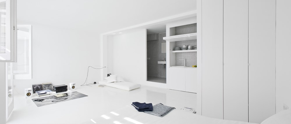The White Retreat by Colombo and Serboli Architecture 03