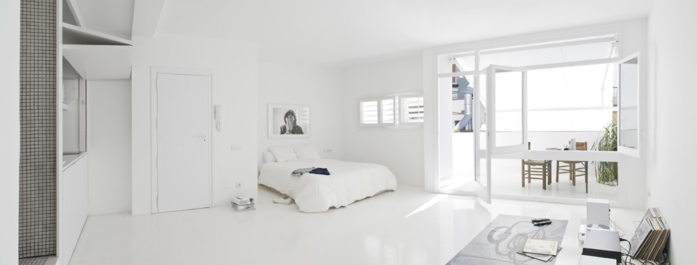 The White Retreat by Colombo and Serboli Architecture 13