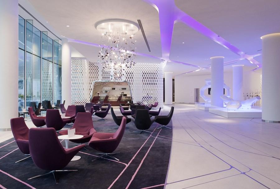 The Yas Hotel, Abu Dhabi Jestico + Whiles 02