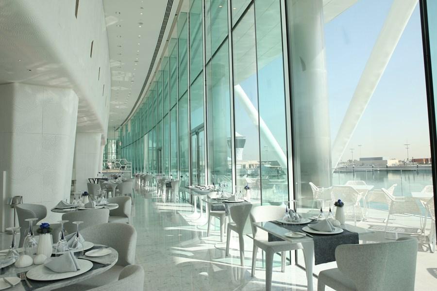 The Yas Hotel, Abu Dhabi Jestico + Whiles 07