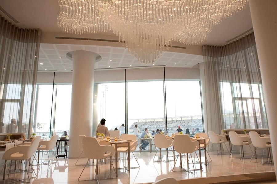 The Yas Hotel, Abu Dhabi Jestico + Whiles 08