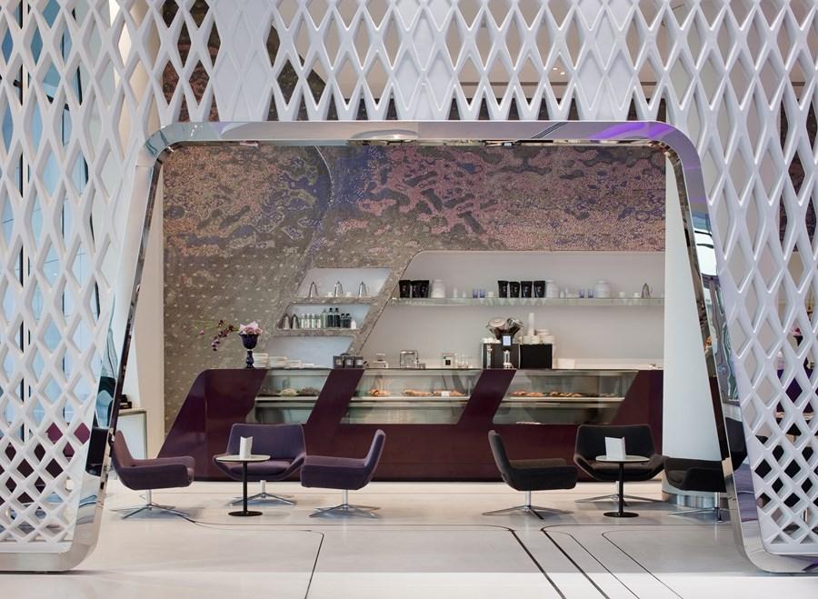 The Yas Hotel, Abu Dhabi Jestico + Whiles 10