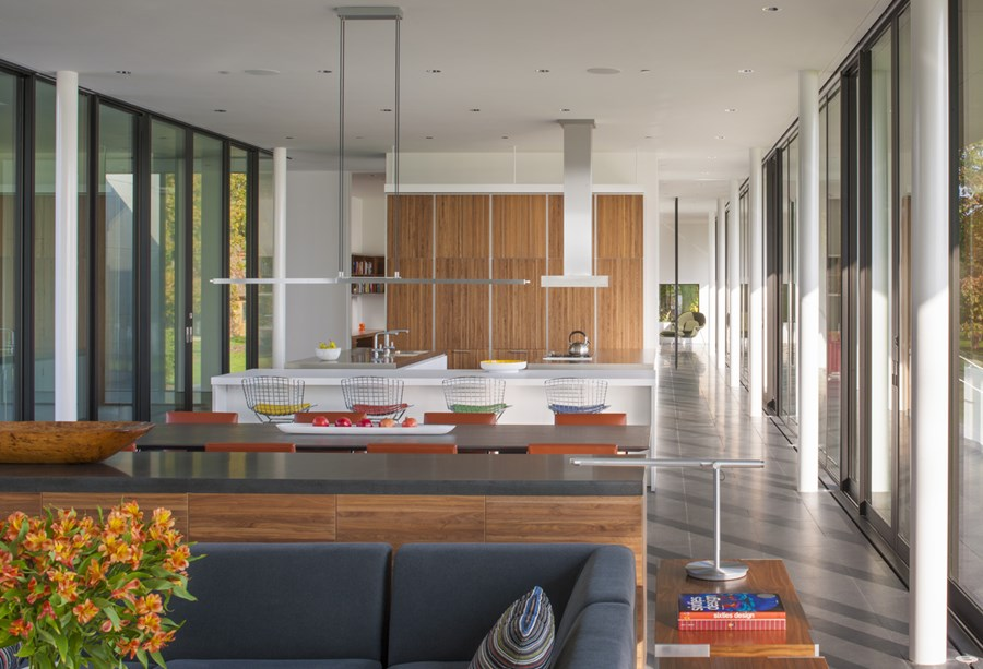 Tred Avon by Robert M. Gurney, FAIA  Architect 04