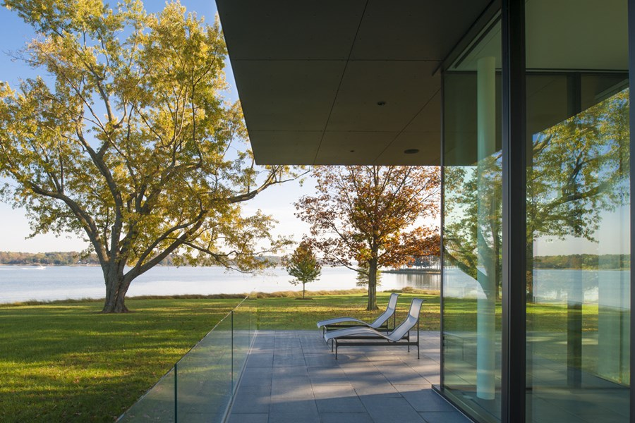 Tred Avon by Robert M. Gurney, FAIA  Architect 12
