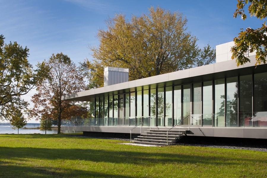 Tred Avon by Robert M. Gurney, FAIA  Architect 15