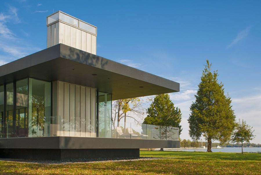 Tred Avon by Robert M. Gurney, FAIA  Architect 16