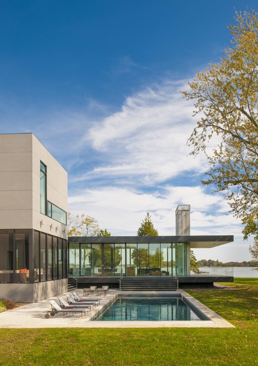 Tred Avon by Robert M. Gurney, FAIA  Architect 17