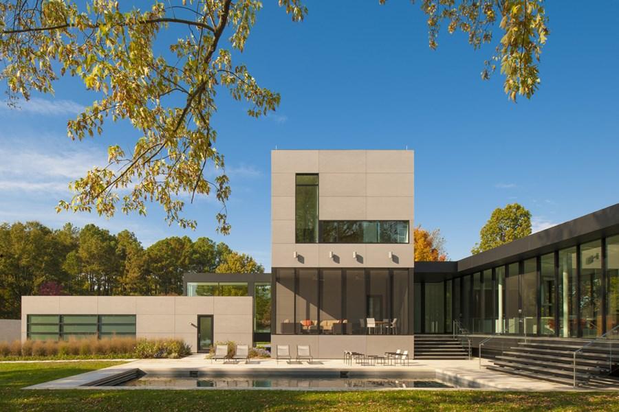 Tred Avon by Robert M. Gurney, FAIA  Architect 19