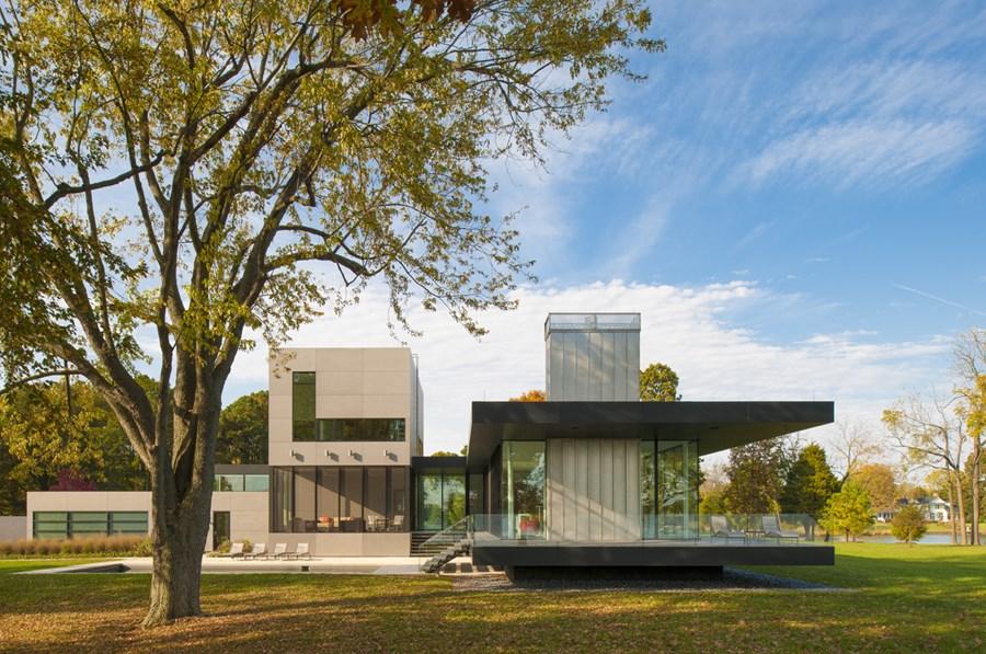 Tred Avon by Robert M. Gurney, FAIA  Architect 20